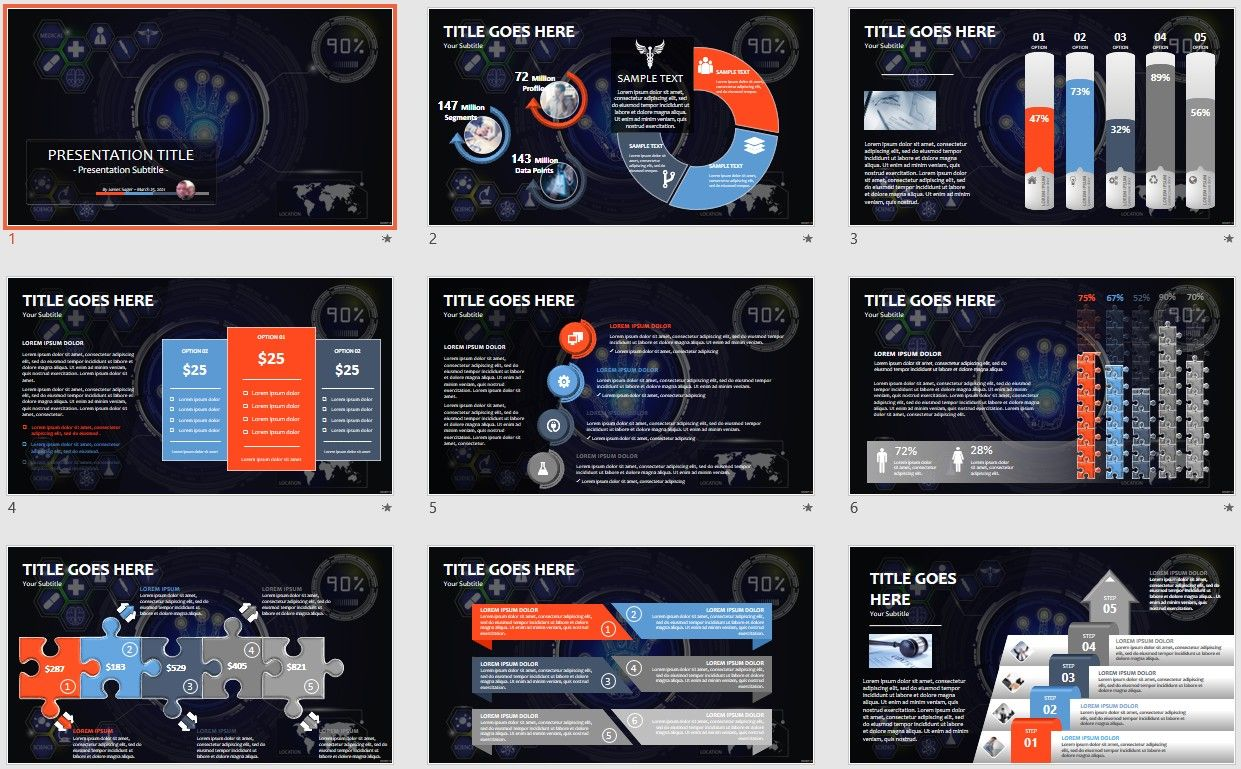 Free medical powerpoint template 148 by powerpointadmin toneelgroepblik Image collections