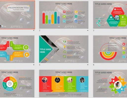 Space powerpoint templates free space powerpoint templates 1839 jupiter powerpoint template free toneelgroepblik Image collections