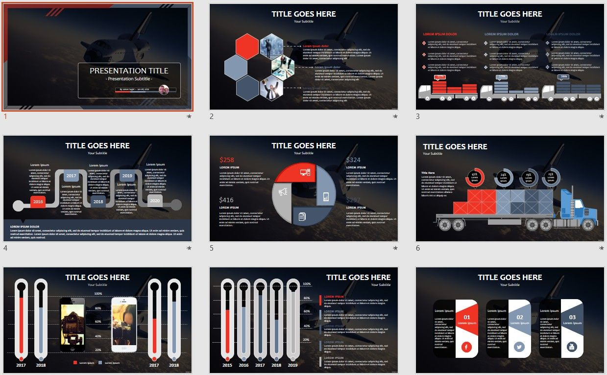 Free space shuttle powerpoint template 5108 by powerpointadmin toneelgroepblik Image collections